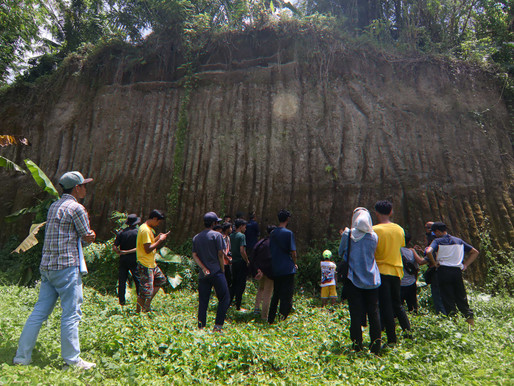 Geopark Rinjani Bantu Pokdarwis Karang Bayan Gelar  Pelatihan Agar Pariwisata Kembali Bejaya