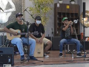 Belasan Band Ikut Pembukaan Calender of Event Dispar Lobar di Senggigi