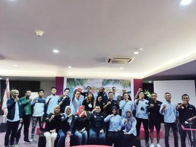 IFBEC NTB Gelar Acara Meet and Greet di Hotel Lombok Plaza Mataram