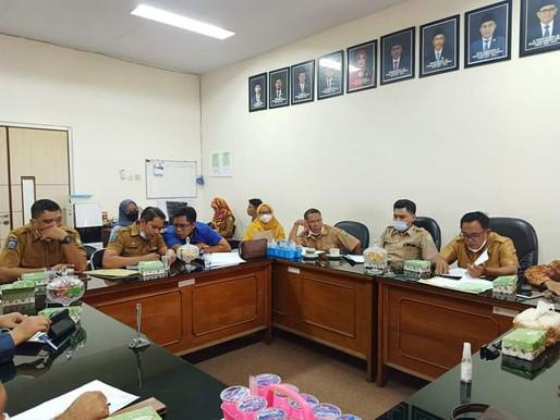 Tingkatkan  Pelayanan, Komisi II Gelar Hearing Bersama