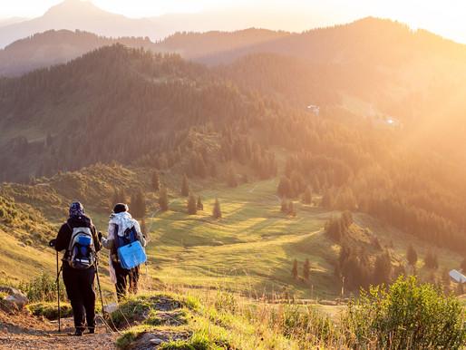 Siapkan 5 Hal Sebelum Mendaki Gunung