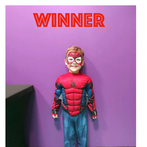 Super Hero Day Winner