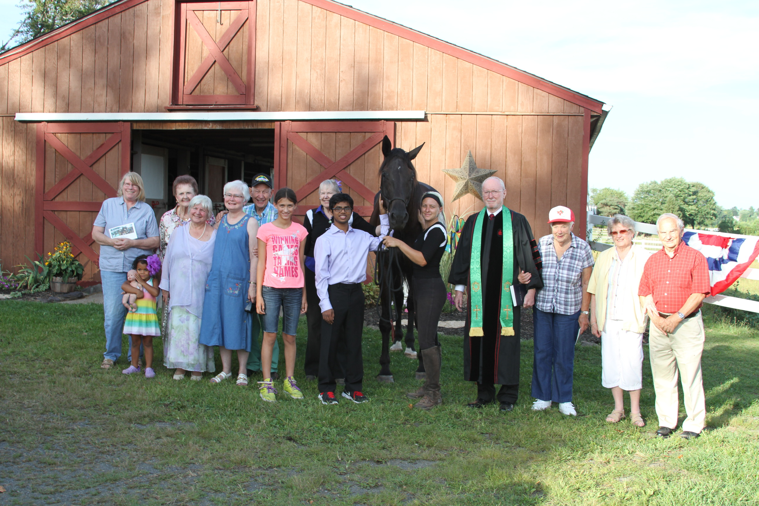 2013 Blessing of the Herd & Farm