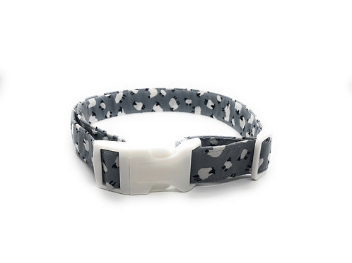 Baa Baa Black Sheep 25mm Collar