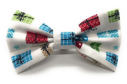 Gift Wrapped Bow Tie