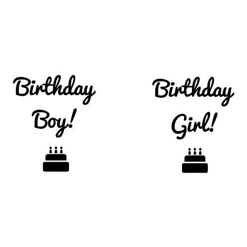 Add-on 'Birthday Boy/Girl!'