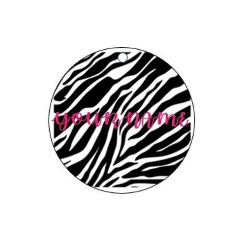 Zebra ID Tag