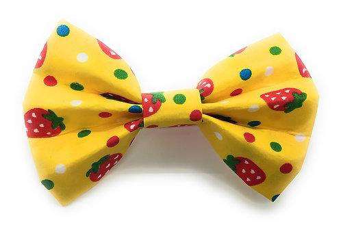 Strawberry Sensation Bow Tie