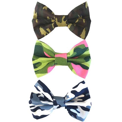 Camo Couture (Bows)