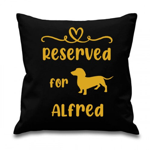 Reserved For Cushion Cover