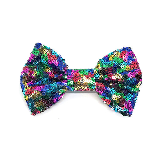 Ultimate Rainbow (Sequin Bow)
