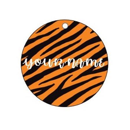 Tiger ID Tag