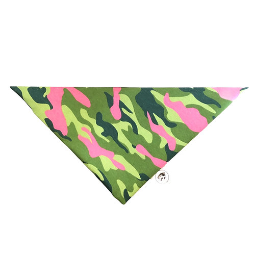Camo Couture (Green & Pink)