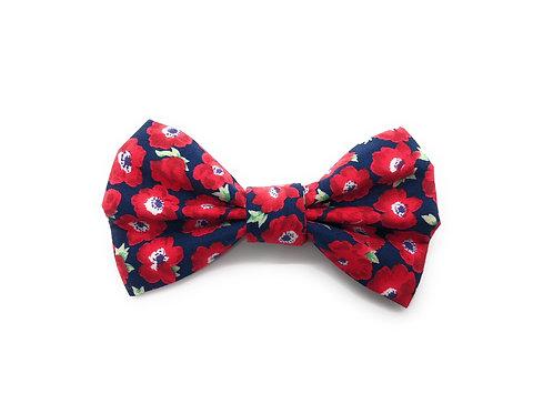 Poppy Bow Tie