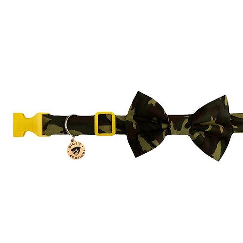 Camo Couture (Green) (Collar)