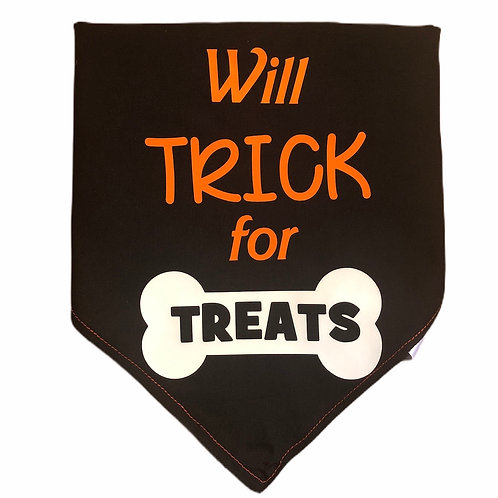 Will Trick For Treats