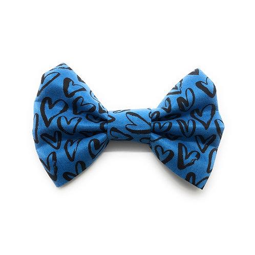 Graffiti Hearts  (Bow Tie)
