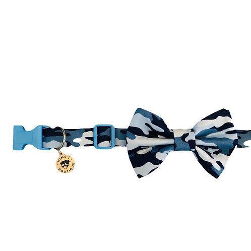 Camo Couture (Blue) (Collar)