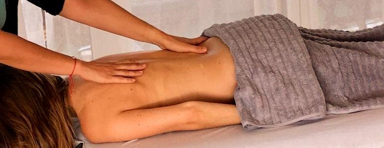 Massages au choix :