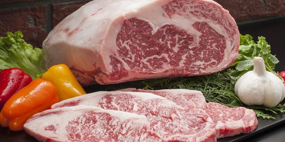 【小林市民大学 昼の部】小林のお肉は宮崎牛だけじゃない!赤身のおいしいお肉アン黒