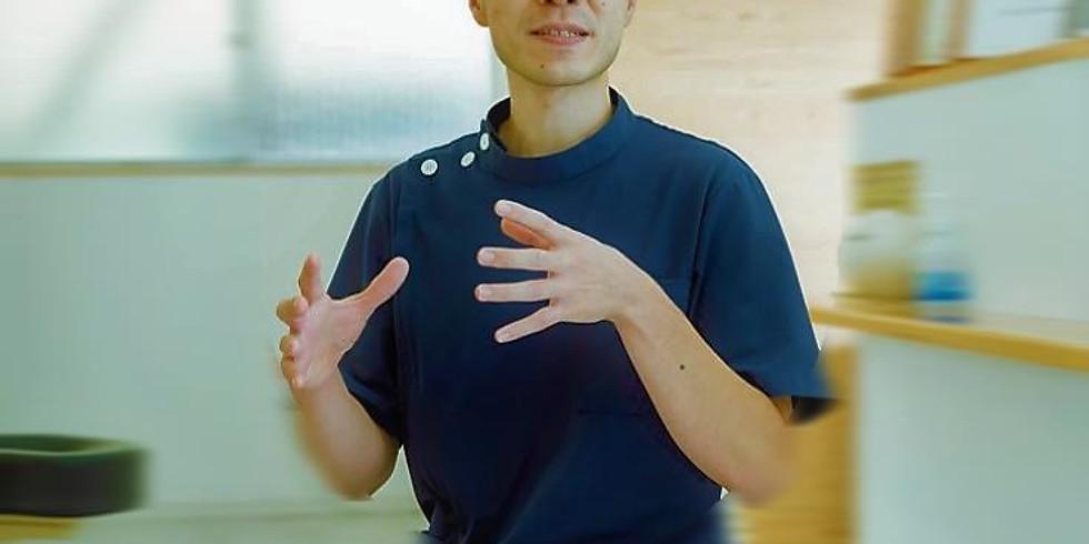 小林市民大学 健康学部 「痛みを出さないための身体の使い方」