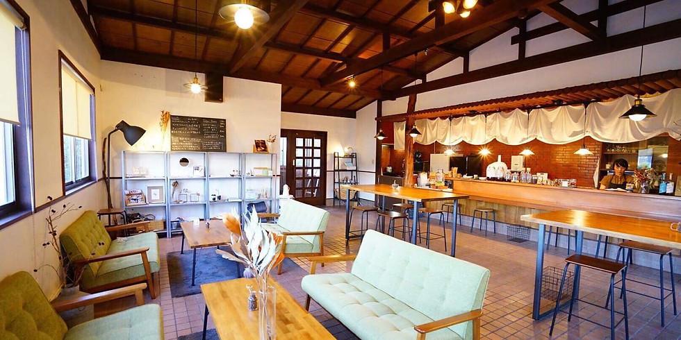 「小林に移住した私がカフェを開いた理由」@小林市民大学〔昼の部〕