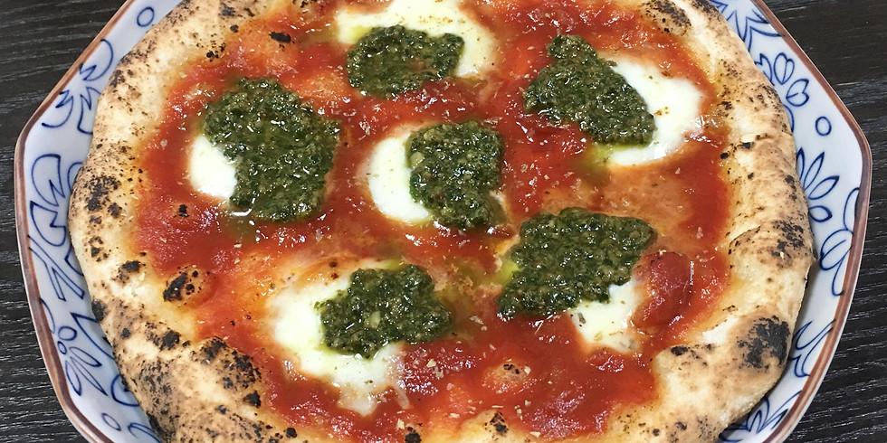 ひろっPIZZAでピザ体験