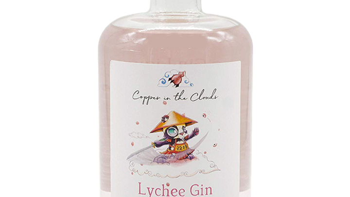 Lychee Gin Liqueur - Copper in the Clouds