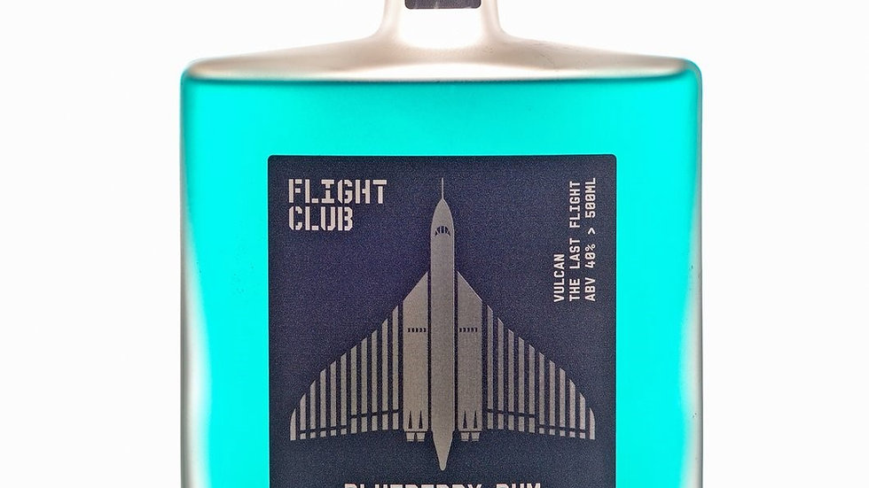 Flight Club Blueberry Rum