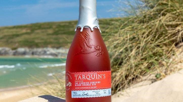 Tarquin's Sunshine Blood Orange Gin