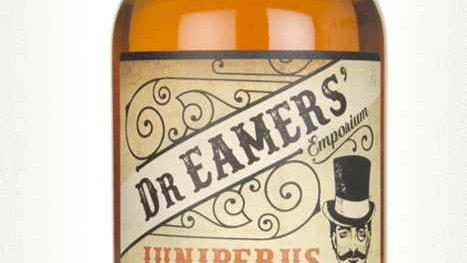 Dr Eamers' Citrus Spiced Gin