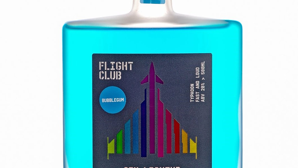 Flight Club Bubblegum Gin