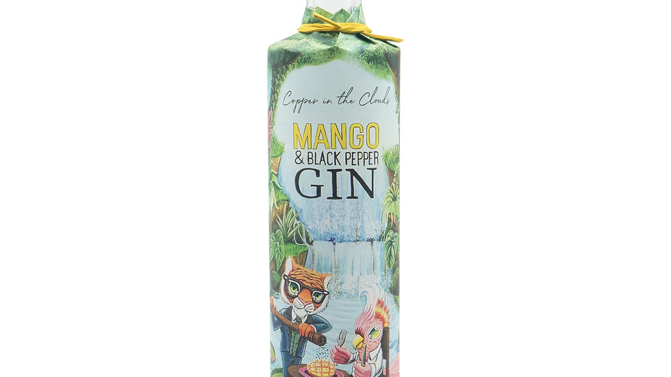 Mango and Black Pepper Gin