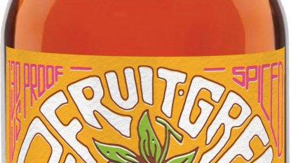 Grapefruit Grenade Rum