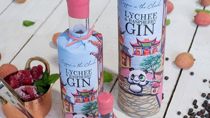 Lychee & Raspberry Gin