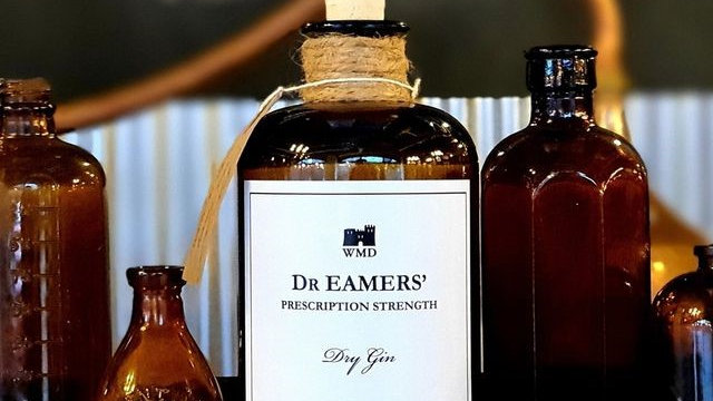 Dr Eamers' Prescription Strength Gin
