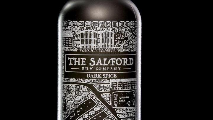 Salford Dark Spiced Rum