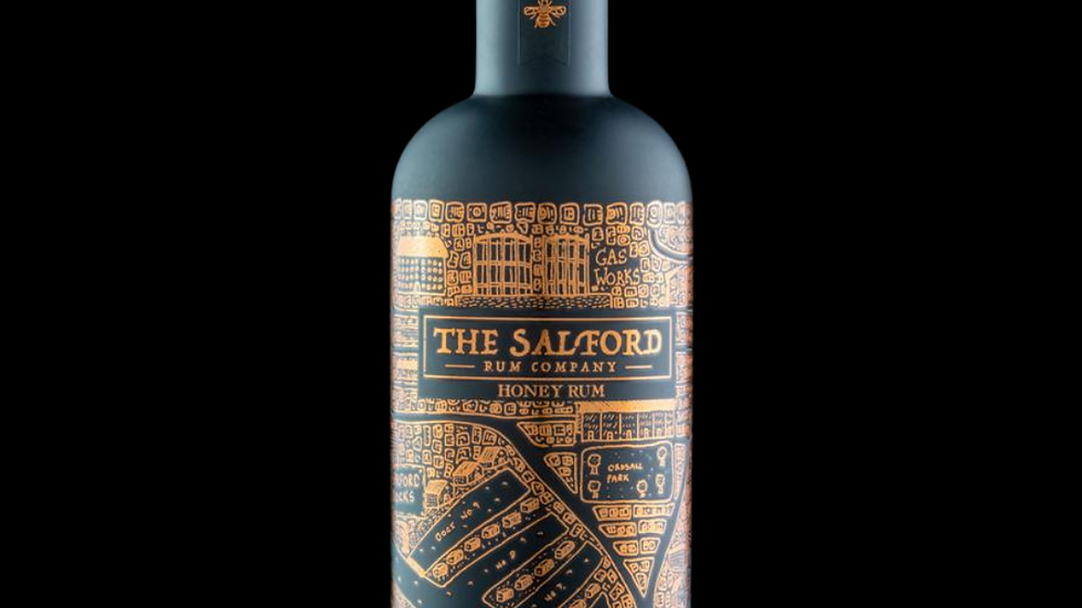 Salford Honey Rum