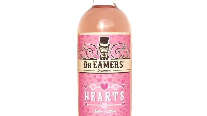 Dr Eamers Hearts Gin