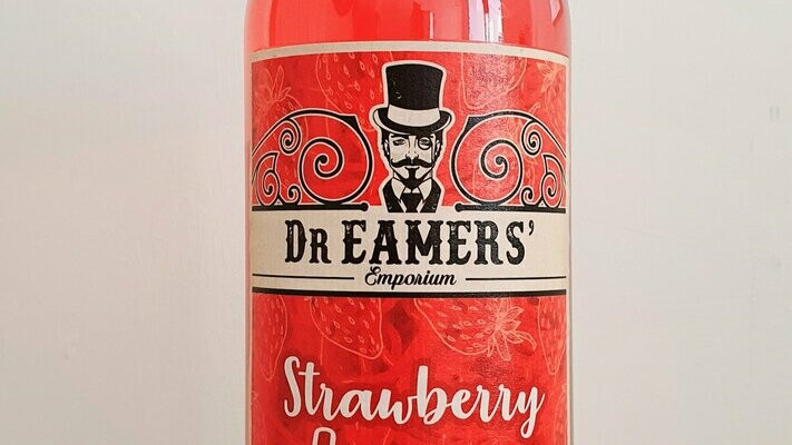 Dr Eamers' Strawberry Laces
