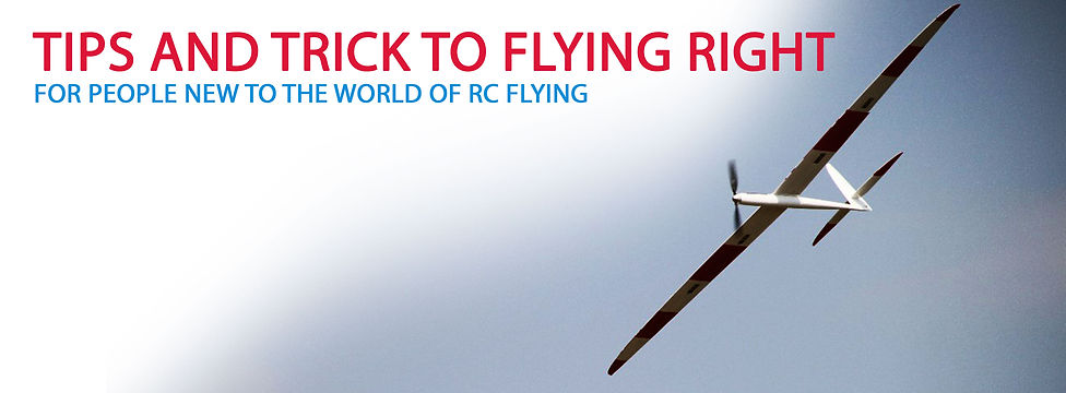 Tips and Trick to Flying Right