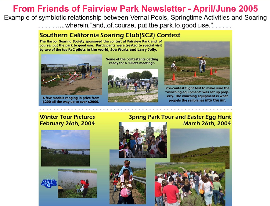 Fairview Part Newsletter