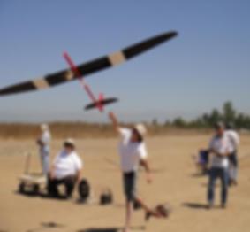 Launching new gliders