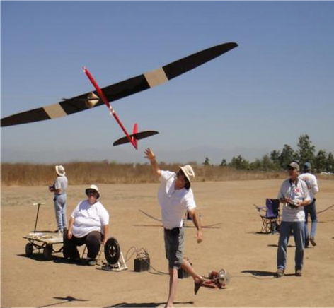 Launching new gliders