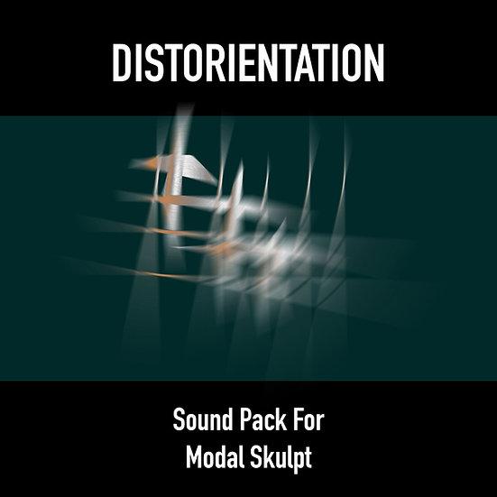 """Distorientation"" Dark Ambient / SciFi Sound Pack for Modal Skulpt"