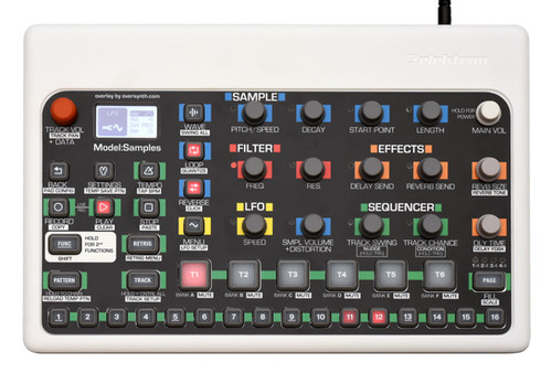 Quot Max Black Quot Overlay For Elektron Model Samples Oversynth