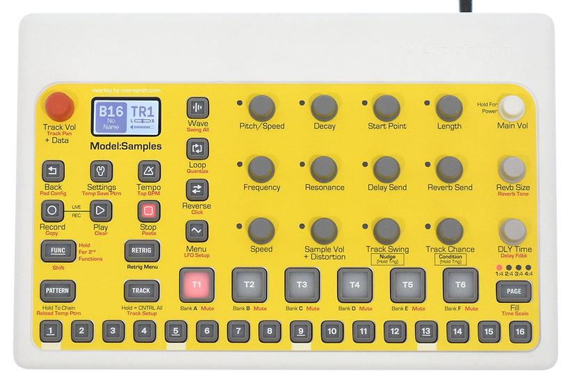 """""""Mellow"""" Overlay For Elektron Model:Samples"""