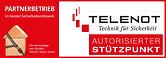 Als autorisierter Stützpunkthändler der Firma Telenot, können wir Ihnen eine professionelle Alarmanlage anbieten. Mit diesem System lässt sich die Gebäudehülle mit Tür- und Fensterkontakten, ohne grossen Installationsaufwand, schützen. Gerne erklären wir Ihnen die Möglichkeiten anhand der eigenen Anlage in unserem Betrieb.
