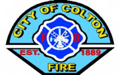 City of Colton Fire Department Logo