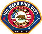 Big Bear Fire Department Logo